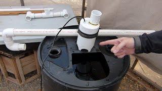 getlinkyoutube.com-Low Power Airlift Geyser Pumps - Part 3 of 3