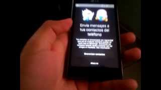 getlinkyoutube.com-Facebook Messenger negro para tú android