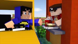 getlinkyoutube.com-Minecraft Mod: TRABALHE NO MCDONALD'S! (Hambúrguer // Order Up)