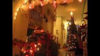 getlinkyoutube.com-Cada Decorada Navidad 2013