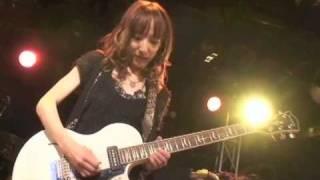 """getlinkyoutube.com-【続編】Guitar Girl Jikki """"Beat It Guitar Solo"""" * ビートイットのギターソロ☆"""