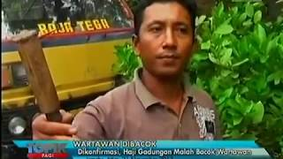 getlinkyoutube.com-Haji Gadungan Bacok Wartawan di Jember