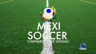 Miguel Niño invita a un campamento de verano patrocinado por Mexisoccer
