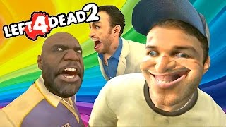 getlinkyoutube.com-HOT CAKES PARA TODOS!!!! | Left 4 Dead 2 - JuegaGerman