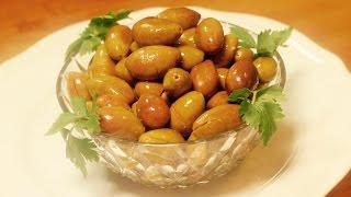 getlinkyoutube.com-مطبخ الأكلات العراقية  -طريقة كبس الزيتون الأخضر