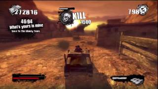 getlinkyoutube.com-50 Cent Game : Blood on the Sand ending ps3