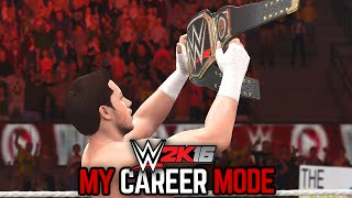 "getlinkyoutube.com-WWE 2K16 My Career Mode - Ep. 151 - ""LOSER LEAVES WWE!!"""