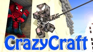 "getlinkyoutube.com-Minecraft | CrazyCraft 2.0 - OreSpawn Modded Survival Ep 120 - ""DUNGEONS OF DOOM"""