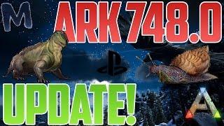 getlinkyoutube.com-Ark PS4 Release Date, Xbox Update & Achievements (Ark Console Update)