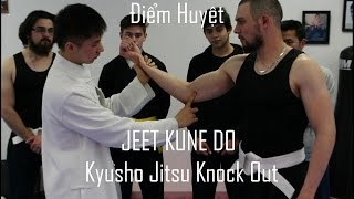 getlinkyoutube.com-|HD| Jeet Kune Do Pressure Point Knock Out ( Kyusho Jitsu- Dim Mak)| Melbourne Ri Chu Kung Fu