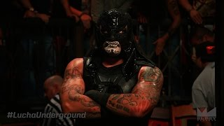 getlinkyoutube.com-Lucha Underground 11/30/2016 Hitokiri vs Pentagon Dark