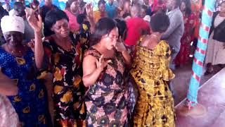Nguvu ya mungu yashuka, Ukombozi ministries songea kwa nabii BG malisa