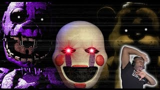 getlinkyoutube.com-The Return Of The Puppet - NEARLY BROKE MY ARM ON THE JUMPSCARE.......