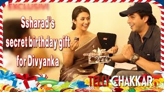 getlinkyoutube.com-Must Watch: Ssharad's secret birthday gift for Divyanka