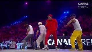 Juste Debout 2013 Finals Highlights @ Paris Bercy