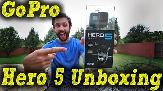 GoPro Hero 5 - Unboxing and Review - BEST ACTION SPORTS CAMERA EVER?!