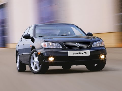 Nissan maxima VQ30DE стучит мотор.