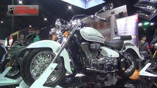 getlinkyoutube.com-Boulevard C50 800cc Suzuki ถล่มตลาดครูเซอร์ 379,000 (20 คัน) หลังงาน 399,000