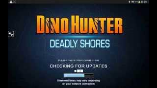 getlinkyoutube.com-Dino Hunter: Deadly Shores Glu Coins Hack.