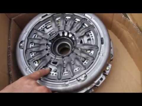 Двухдисковое сцепление рено меган 3 автомат DSG