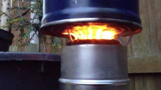 getlinkyoutube.com-Wildwood Wood Gas Stove By Wild Stoves