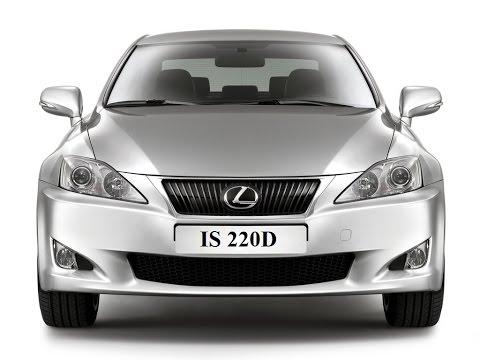 Обзор редкого Lexus IS220D второго поколения! Интерьер, экстерьер, комплектации #Lexus