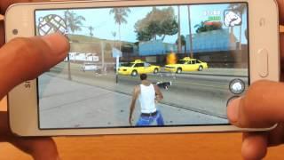 getlinkyoutube.com-Samsung Galaxy Grand Prime GTA San Andreas Gameplay HD