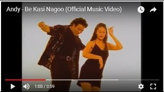 Andy - Be Kasi Nagoo