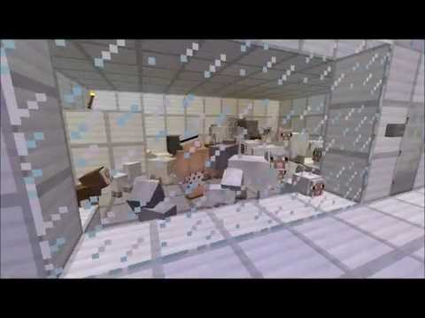 Minecraft Masacres Part 1