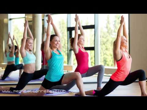 1 HOUR Yoga Class: Zen Yoga Music for Meditation, Asanas and Yoga Practice during Yoga Lessons