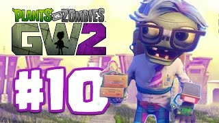COMPUTER SCIENTIST IS OP | Plants Vs Zombies Garden Warfare 2 | Garden Warfare 2 BETA Part 10