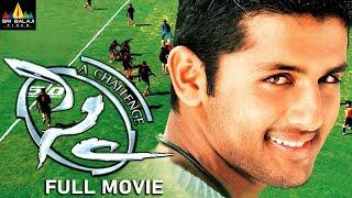 getlinkyoutube.com-Sye Telugu Full Movie | Latest Telugu Full Movies | Nitin,Genilia | Sri Balaji Video