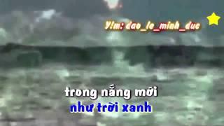 getlinkyoutube.com-Karaoke Trọng Tấn   Nơi Đảo Xa MDD