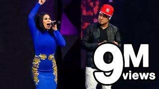 آریانا سعید و جمال مبارز – پرنده محبت – فصل دوازدهم ستاره افغان – 4 بهترین