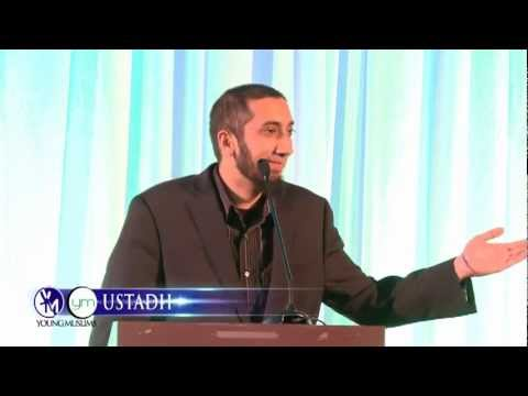When I Cried...FUNNY Br. Nouman Ali Khan...