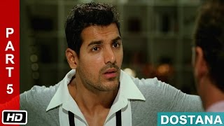 Surprise! Surprise! - Part 5 - Dostana (2008) | Abhishek Bachchan, John Abraham, Priyanka Chopra