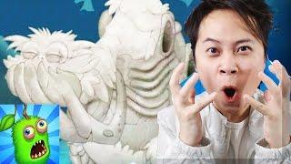 getlinkyoutube.com-My Singing Monsters - New Wublin! Gheegur Zap'd! Sings!