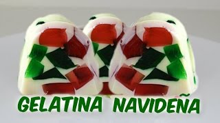 getlinkyoutube.com-Gelatina Navideña
