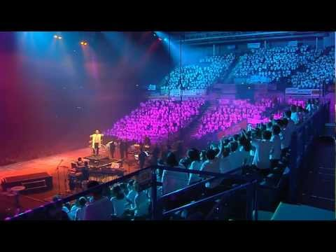 Young Voices Pop Medley Sheffield Motorpoint Arena 6th February 2013