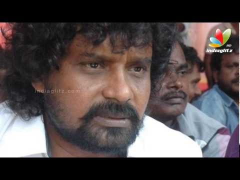 Friends of Director Kalanjiyam request Anjali to save his life | Accident, Fight | Hot Cinema News