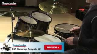 PDP Mainstage Complete Kit Drum Kit Review by Sweetwater Sound