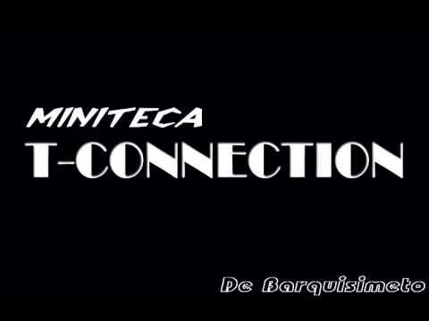 Miniteca T-CONNECTION N50 Lado A y B