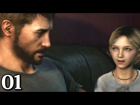 Infektion befällt Menschheit - The Last of Us Gameplay #01 - auf gamiano.de
