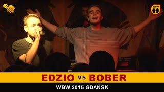getlinkyoutube.com-bitwa EDZIO vs BOBER # WBW 2015 Gdańsk # freestyle battle [finał]