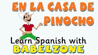 getlinkyoutube.com-En la casa de Pinocho - Babelzone - numbers in Spanish for kids