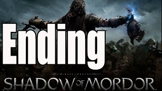 getlinkyoutube.com-Middle Earth Shadow of Mordor Ending / End and Final Boss