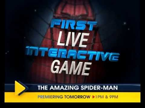 The Amazing Spiderman Contest