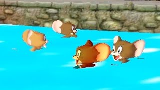 (HD) Tom and Jerry War Of The Whiskers ✦ Best Funny Game Cartoon ✦ Jerry Tom Chicken