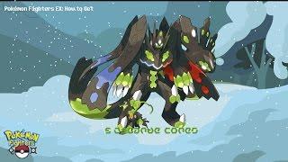 getlinkyoutube.com-Pokemon Fighters EX: How to get the 5 Zygarde Cores