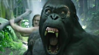 Tarzan vs